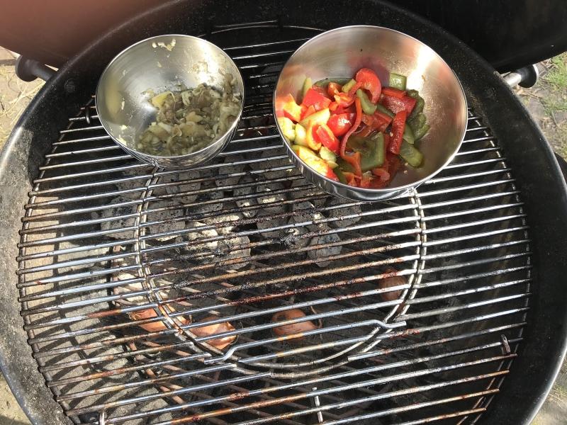 Steak Paprika Auberginen